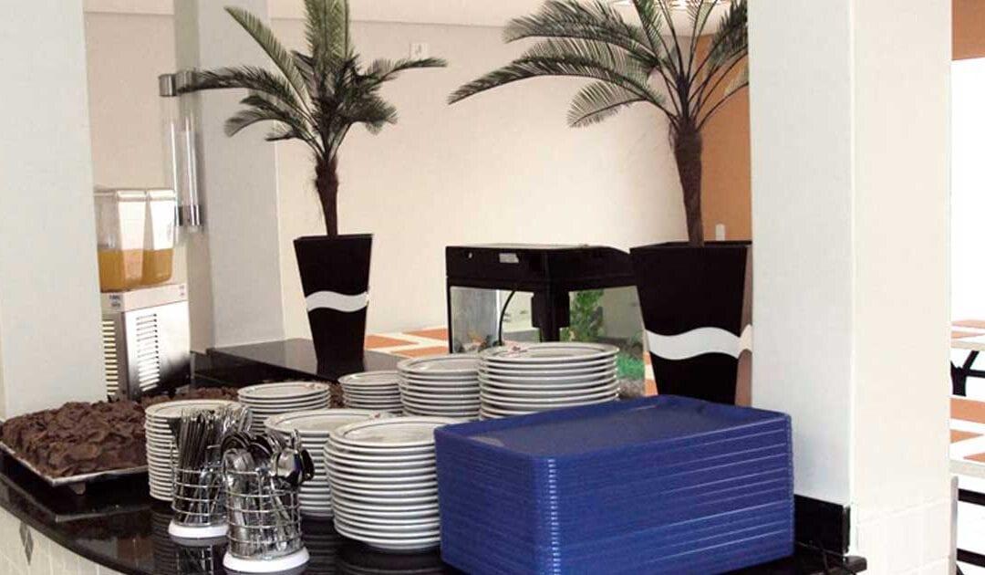 Grande inauguração do refeitório da Reipel